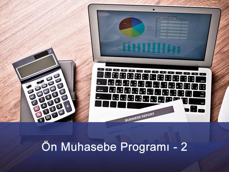 Ön Muhasebe Programı - 2